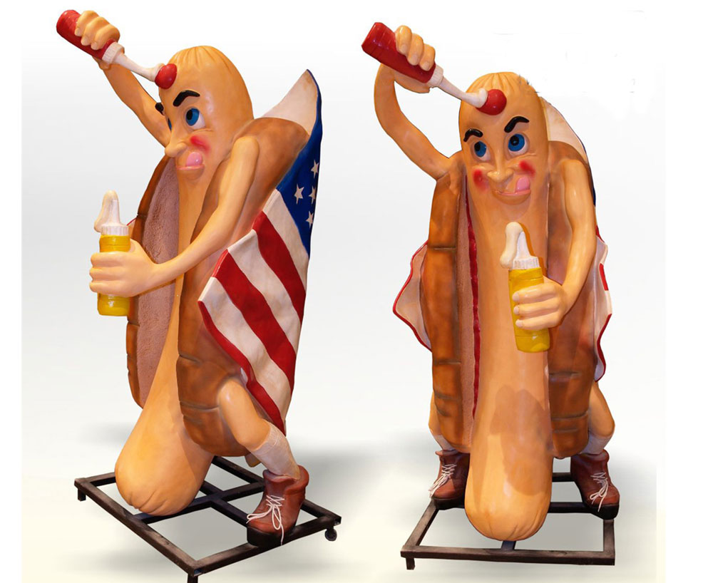 Hot-dogfigura